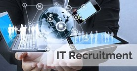 Specialized IT talent sourcing service.